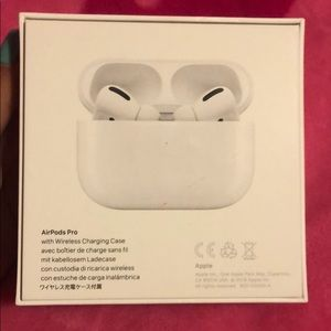 Other Airpods Pro Box Only Poshmark